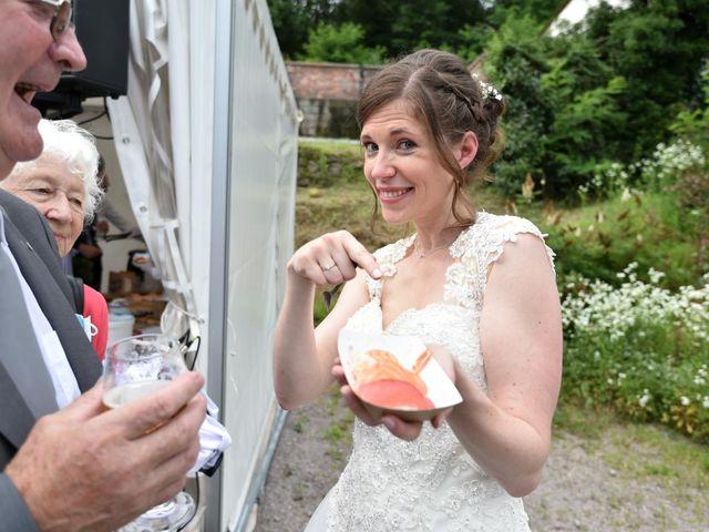 Le mariage de Pierre et Delphine à Urmatt, Bas Rhin 34