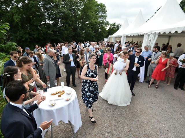 Le mariage de Pierre et Delphine à Urmatt, Bas Rhin 36