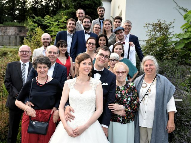 Le mariage de Pierre et Delphine à Urmatt, Bas Rhin 41
