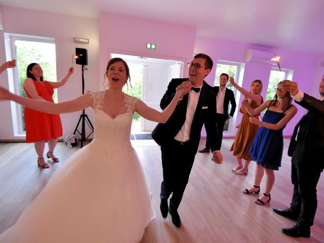 Le mariage de Pierre et Delphine à Urmatt, Bas Rhin 42