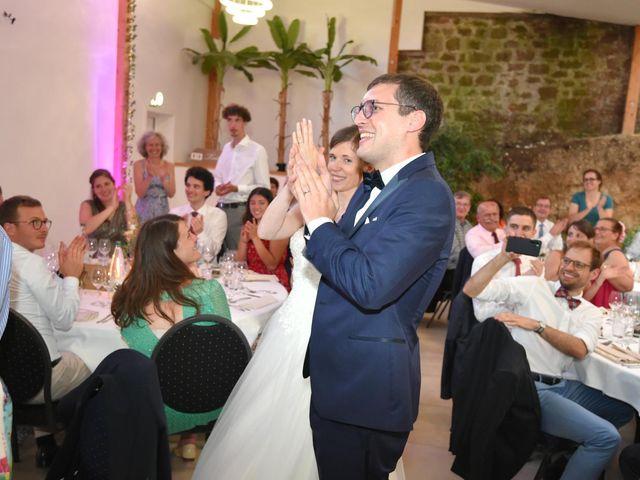 Le mariage de Pierre et Delphine à Urmatt, Bas Rhin 45