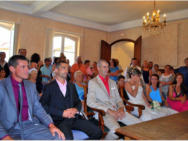 Le mariage de Aurélien et Sarah à Fayence, Var 10