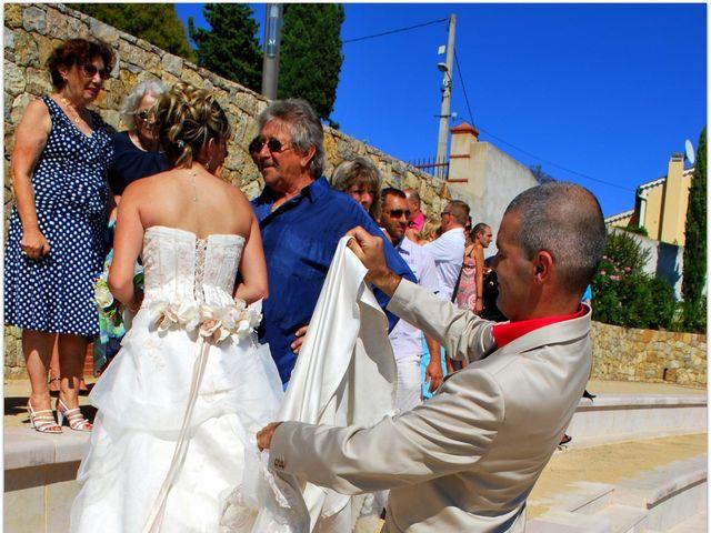 Le mariage de Aurélien et Sarah à Fayence, Var 18