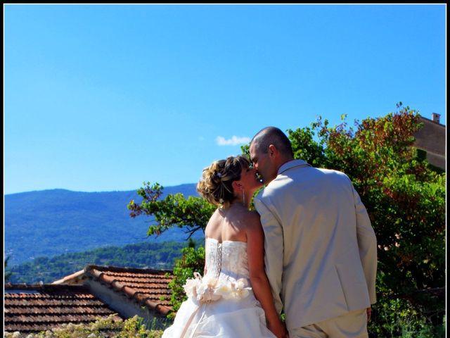 Le mariage de Aurélien et Sarah à Fayence, Var 22