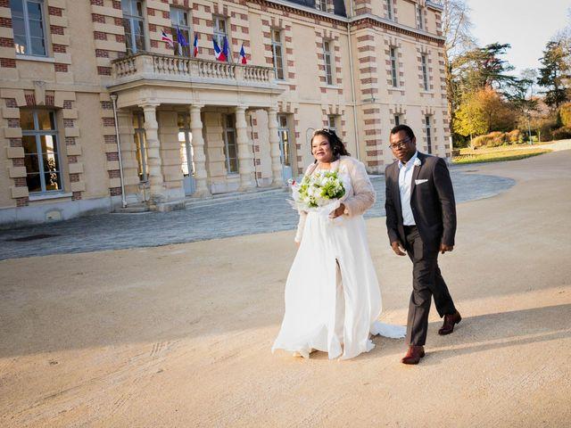 Le mariage de Frédéric  et Antoinette  à Savigny-le-Temple, Seine-et-Marne 4