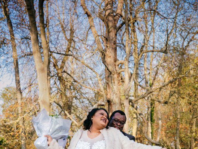 Le mariage de Frédéric  et Antoinette  à Savigny-le-Temple, Seine-et-Marne 5