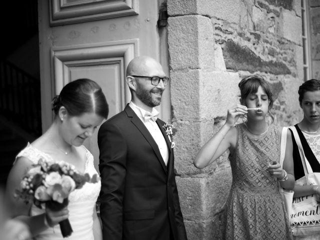 Le mariage de Erwan et Julie à Châteaugiron, Ille et Vilaine 17
