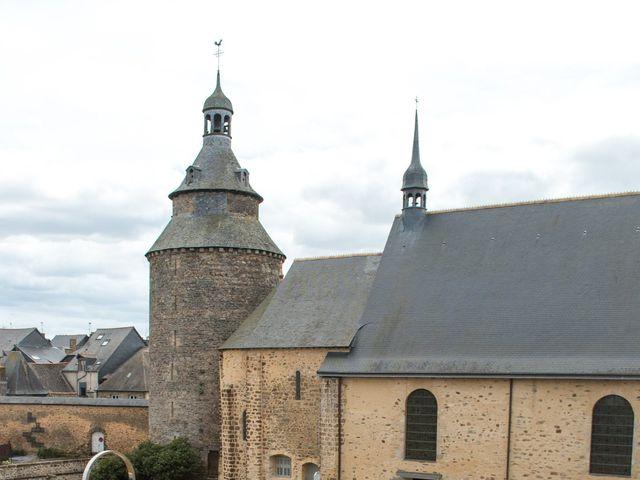 Le mariage de Erwan et Julie à Châteaugiron, Ille et Vilaine 20