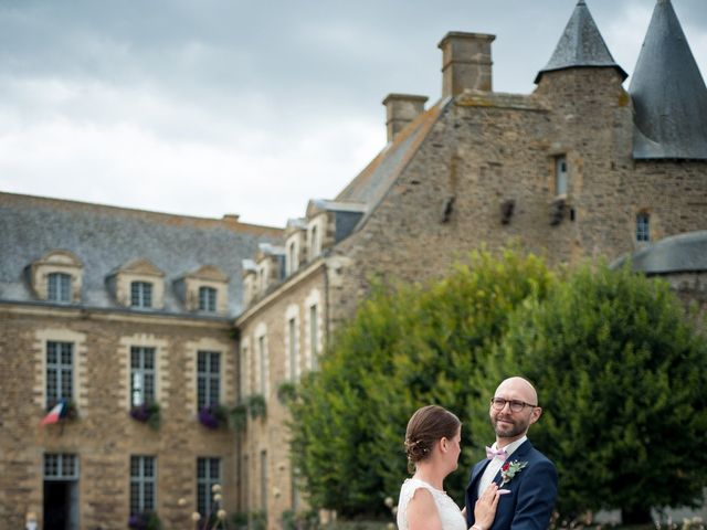 Le mariage de Erwan et Julie à Châteaugiron, Ille et Vilaine 27