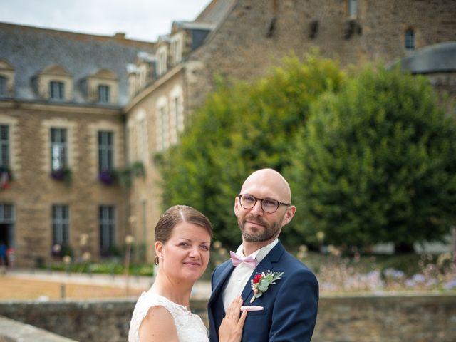 Le mariage de Erwan et Julie à Châteaugiron, Ille et Vilaine 28