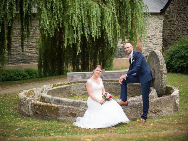 Le mariage de Erwan et Julie à Châteaugiron, Ille et Vilaine 34