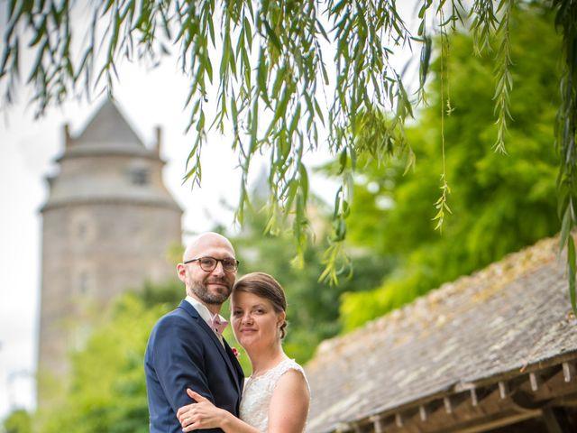 Le mariage de Erwan et Julie à Châteaugiron, Ille et Vilaine 39