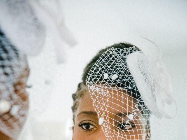Le mariage de Zoubair et Coralie à Paris, Paris 11