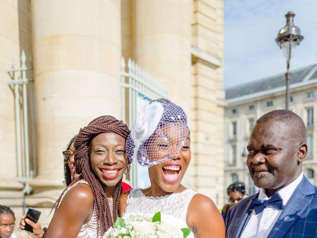 Le mariage de Zoubair et Coralie à Paris, Paris 34