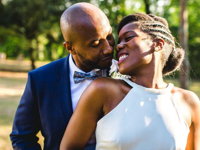 Le mariage de Coralie et Zoubair