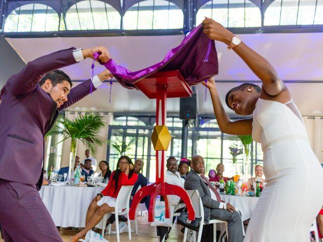 Le mariage de Zoubair et Coralie à Paris, Paris 78