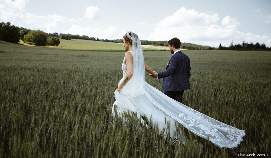 Le mariage de Vincent et Stéphanie à Banon, Alpes-de-Haute-Provence