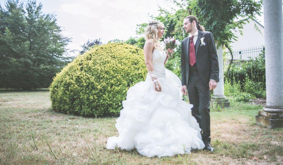 Le mariage de Anthony et Elodie à Le Coteau, Loire