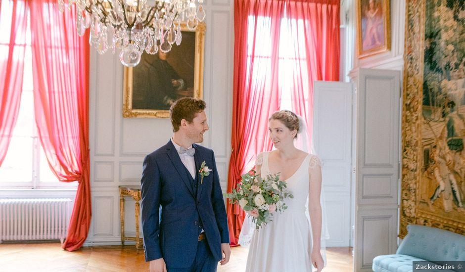 Le mariage de Tim et Mariane à Paris, Paris