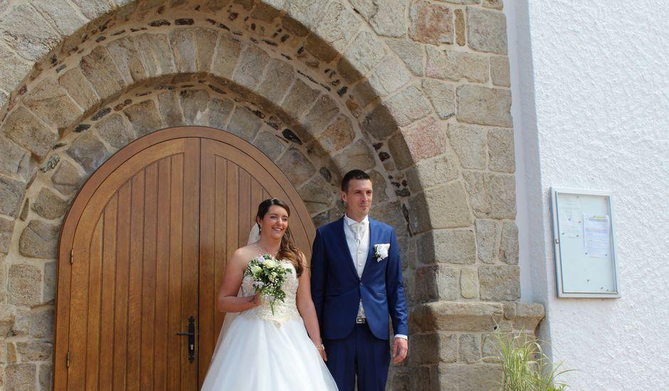 Le mariage de Pierrot et Audrey à Landevieille, Vendée