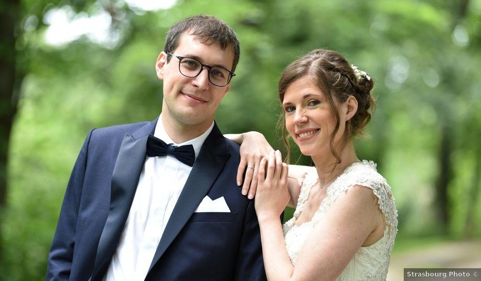 Le mariage de Pierre et Delphine à Urmatt, Bas Rhin