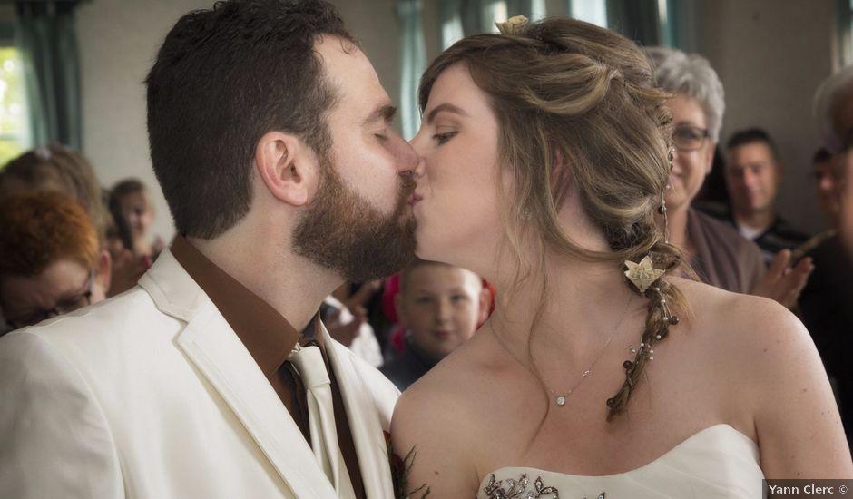 Le mariage de Romain et Lucille à Haudainville, Meuse