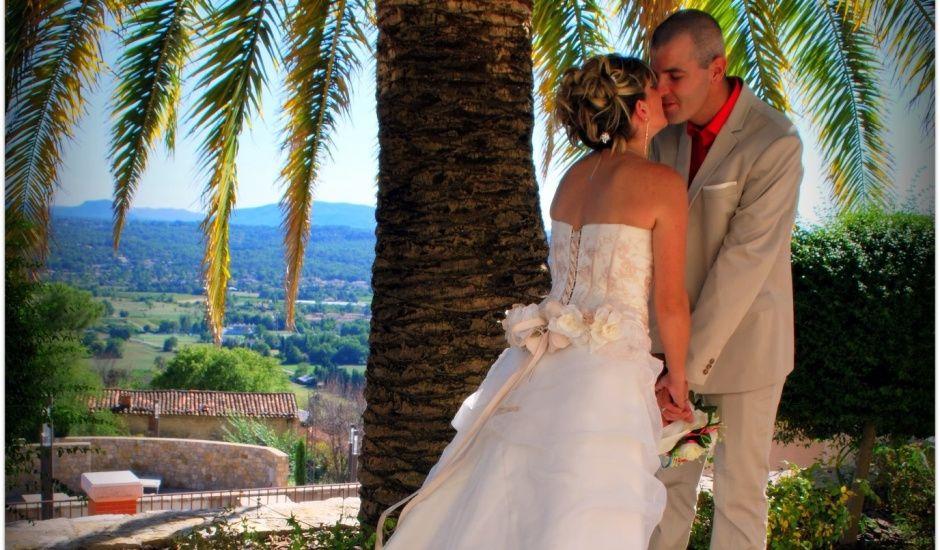 Le mariage de Aurélien et Sarah à Fayence, Var