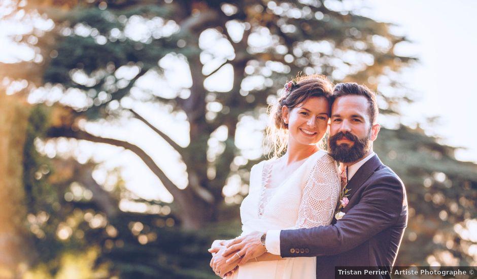 Le mariage de Sébastien et Caroline à Lignan-de-Bordeaux, Gironde