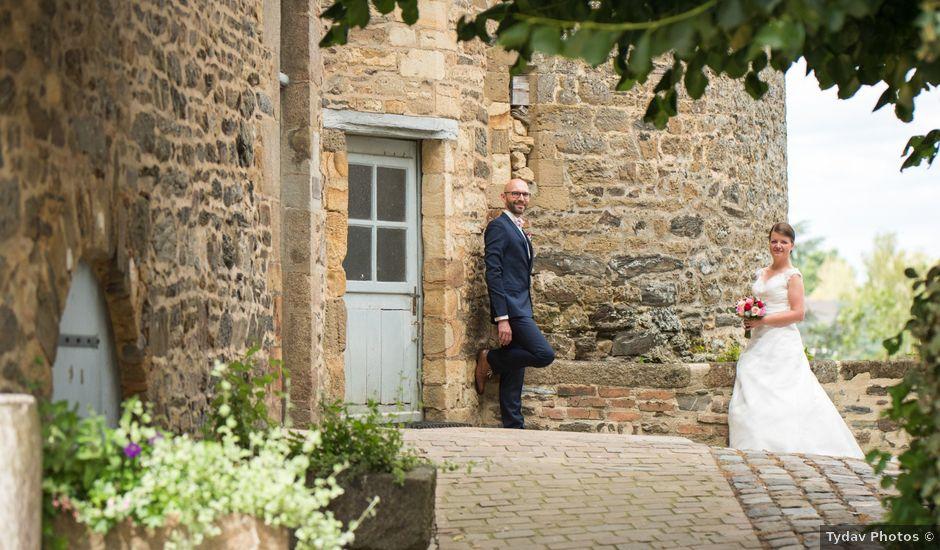 Le mariage de Erwan et Julie à Châteaugiron, Ille et Vilaine
