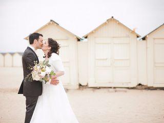 Le mariage de Amélie et Quentin