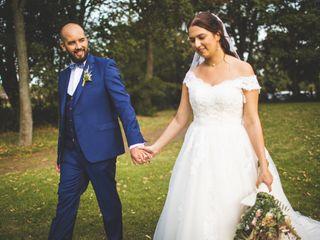 Le mariage de Astrid et Florian