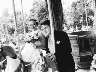 Le mariage de Pierre et Aurore