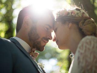 Le mariage de Carole et Hubert