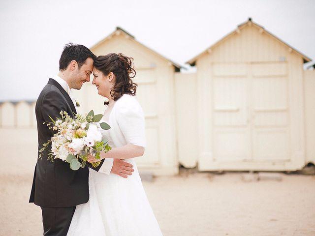 Le mariage de Quentin et Amélie à Bénouville, Calvados 2
