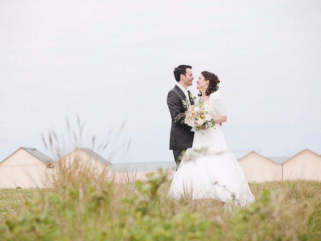 Le mariage de Quentin et Amélie à Bénouville, Calvados 5