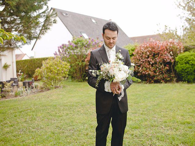 Le mariage de Quentin et Amélie à Bénouville, Calvados 40