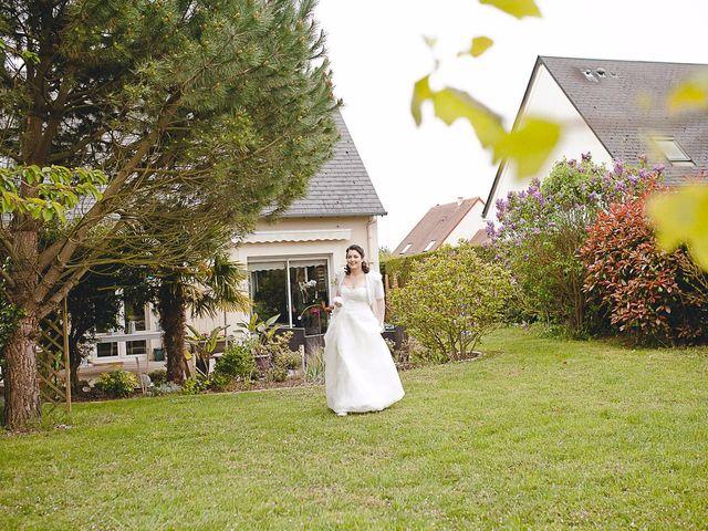 Le mariage de Quentin et Amélie à Bénouville, Calvados 41