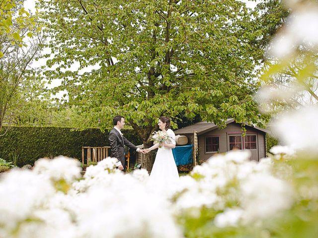 Le mariage de Quentin et Amélie à Bénouville, Calvados 43