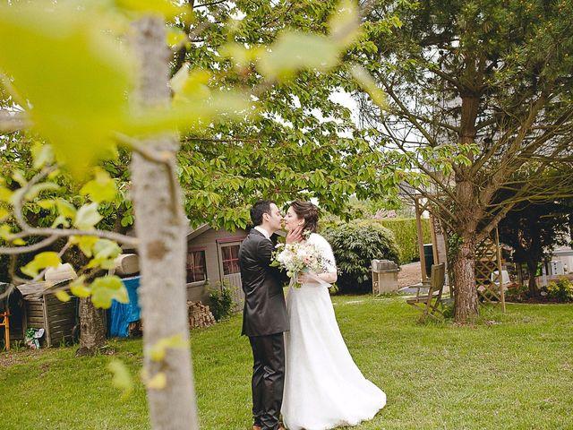 Le mariage de Quentin et Amélie à Bénouville, Calvados 44