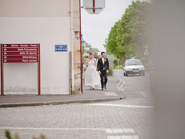 Le mariage de Quentin et Amélie à Bénouville, Calvados 47