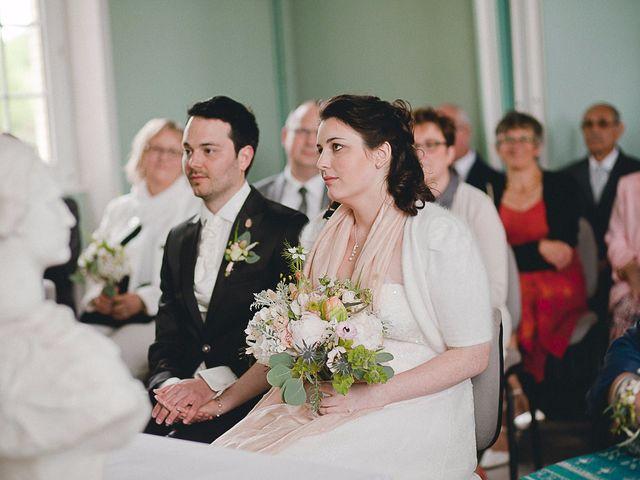 Le mariage de Quentin et Amélie à Bénouville, Calvados 48