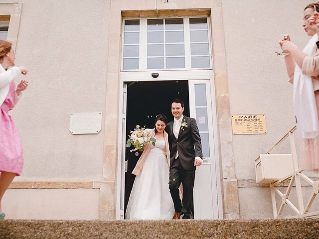 Le mariage de Quentin et Amélie à Bénouville, Calvados 52