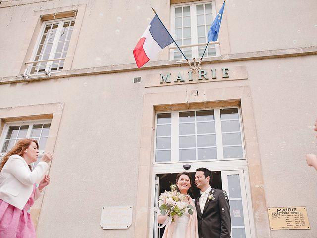 Le mariage de Quentin et Amélie à Bénouville, Calvados 53