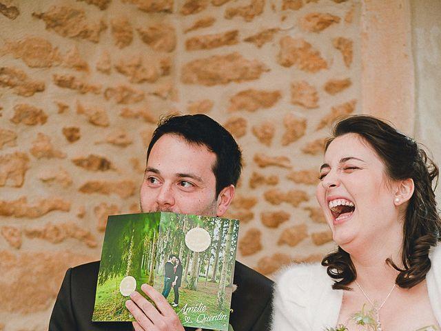 Le mariage de Quentin et Amélie à Bénouville, Calvados 54