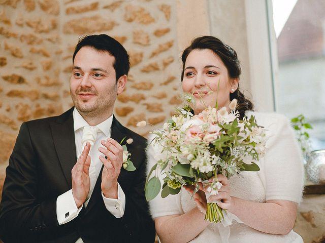 Le mariage de Quentin et Amélie à Bénouville, Calvados 55