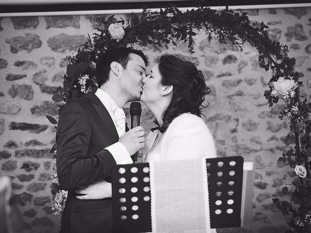 Le mariage de Quentin et Amélie à Bénouville, Calvados 57