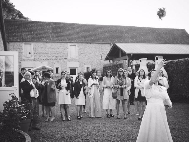 Le mariage de Quentin et Amélie à Bénouville, Calvados 59