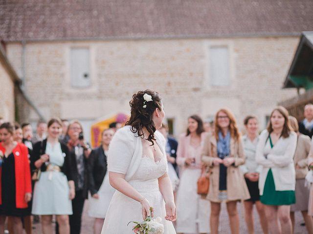 Le mariage de Quentin et Amélie à Bénouville, Calvados 60