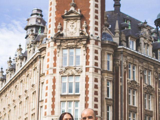 Le mariage de Florian et Astrid à Hem, Nord 4