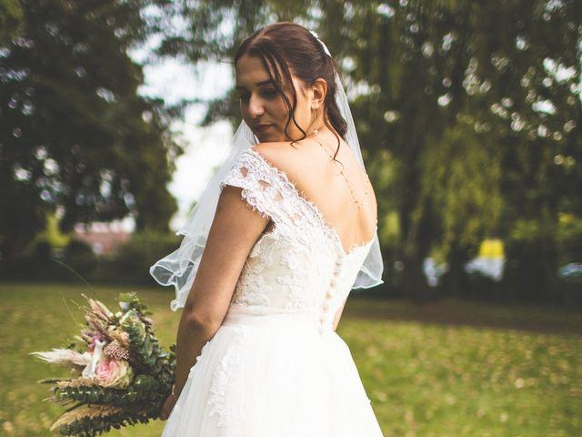 Le mariage de Florian et Astrid à Hem, Nord 5